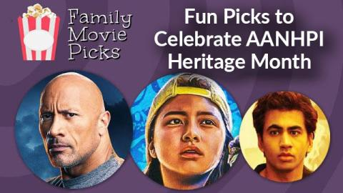 Fun Picks to Celebrate AANHPI Heritage Month