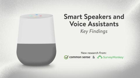 Smart Speakers and Voice Assistants